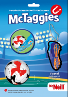McNeill 'Soccer' McTaggie-Set 3tlg.