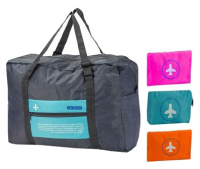 New-Rebels Happy Travel Falt- Sport-und Reisetasche 32l blau