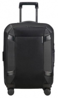 "Samsonite ""X Rise"" Spinner Bordtrolley 55cm 33/37,5l 2,9kg black"