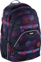 Coocazoo 'ScaleRale' Schulrucksack 30l 1,2kg purple illusion
