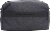 Porsche Design 'Cargon 3.0' Wash Bag SHZ dark grey