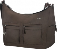 "Samsonite ""Move 2.0"" Shoulderbag M Tasche dark brown"