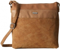 "Tamaris ""Khema"" Crossbody Bag nut combination"