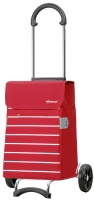 "Andersen ""Lini"" Scala Shopper 34l 40kg Tragkraft MADE IN GERMANY rot"