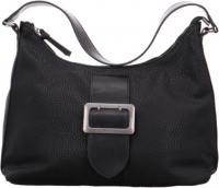 "Tamaris ""Lee"" Hobo Bag black combination Grainy"