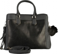 "Tamaris ""Elsa"" Business Bag black combination Grain"