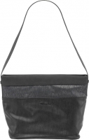"Tamaris ""Khema"" Hobo Bag black combination Metallic"
