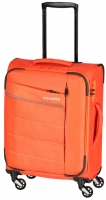 "Travelite ""Kite"" 4-Rad Trolley 54cm 1,9kg 36l orange"