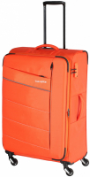 Travelite 'Kite' 4-Rad Trolley 75cm erweiterbar 2,9kg 95/109l orange