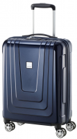 Titan 'X-Ray' 4-Rad Bordtrolley 55cm 2,4kg 40l space blue