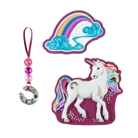 Step by Step 'Magic Mags' Wechselmotiv Rainbow Unicorn