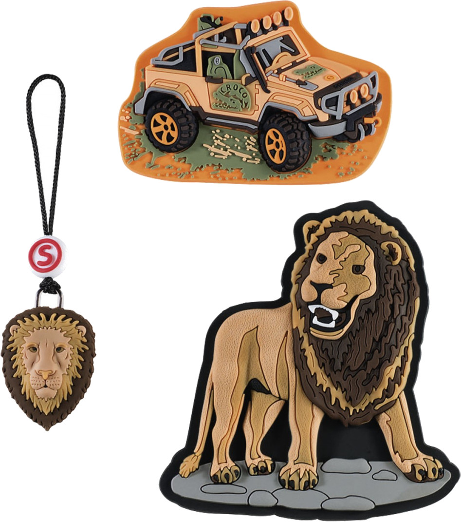 Step by Step 'Magic Mags' Wechselmotiv Schleich Wild Life Lion