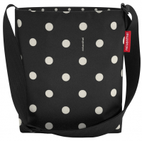 "Reisenthel ""shoulderbag S"" mixed dots"
