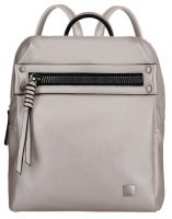 "Titan ""Spotlight Zip"" Backpack Metallic Pearl"