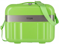 "Titan ""Spotlight Flash"" Beautycase 21l 1,4kg flashy kiwi"