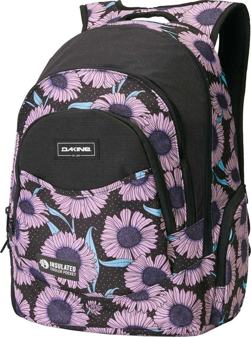 Dakine 'Prom' Rucksack mit Laptopfach 14' 25L Nightflower