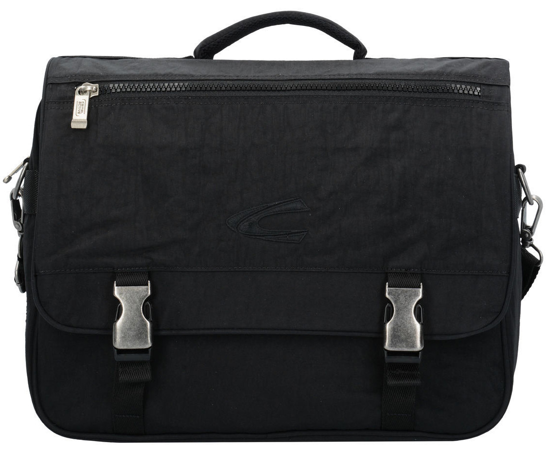 Camel Active 'Journey' Messenger Bag schwarz