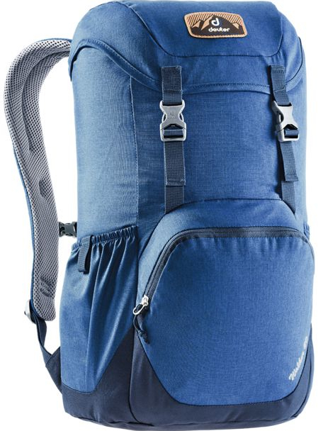 Deuter 'Walker 20' Rucksack 640g 20L steel-navy