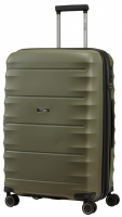 Titan 'Highlight' 4-Rad Trolley M exp. Polypropylen 67cm 3,3kg 73/79l khaki
