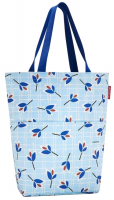 Reisenthel 'Cityshopper 2' 25l leaves blue