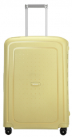 Samsonite 'S`Cure' 4-Rad Trolley 69cm 4,2kg 79l pastel yellow stripe