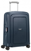 Samsonite 'S`Cure' 4-Rad Trolley 55cm 2,9kg 34l navy blue stripes