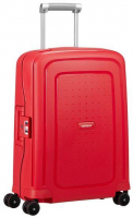 Samsonite 'S`Cure' 4-Rad Trolley 55cm 2,9kg 34l capri red stripes