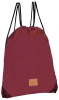 New-Rebels 'Heaven' Sportbeutel Rucksack burgundy