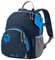 "Jack Wolfskin ""Buttercup"" Kinderrucksack 4,5 Liter night blue"