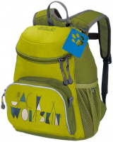 Jack Wolfskin 'Little Joe' Kinderrucksack 11 Liter green lime