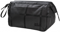 "Jack Wolfskin ""Space Talent"" Washbag Y.D. 4,5l black big check"
