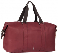 New-Rebels 'Mart' Weekender burgundy