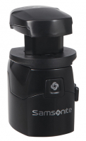 Samsonite 'Worldwide Adapter' Grounded + USB Port black