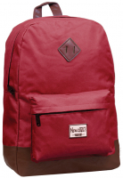 New-Rebels 'Schotland' Rucksack rot
