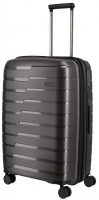 Travelite 'Air Base' 4-Rad Trolley M erweiterbar 67cm 3,2kg 71/82l anthrazit