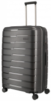 Travelite 'Air Base' 4-Rad Trolley L 77cm 3,5kg 105l anthrazit
