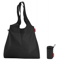 Reisenthel 'Mini Maxi Shopper L' 22l black