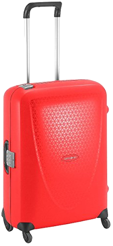 Samsonite 'Termo Young' 4-Rad Trolley 70cm 5,0kg 69l vivid red