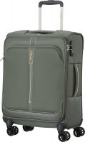 Samsonite 'Popsoda' 4-Rad Bordtrolley 55cm 40l 2,3kg grey