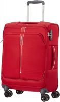 Samsonite 'Popsoda' 4-Rad Bordtrolley 55cm 40l 2,3kg red