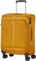 "Samsonite ""Popsoda"" 4-Rad Bordtrolley 55cm 40l 2,3kg yellow"
