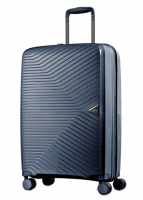 March 'Gotthard28' 4-Rad Trolley 55cm 2,2kg 42l orion blue metallic