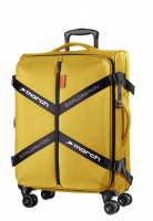 "March ""Exploration"" 4-Rad Trolley 55cm 2,3kg 39l golden honey"