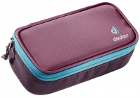 "Deuter ""Pencil Case"" maron-aubergine"