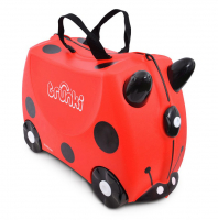 Trunki 'Harley der Marienkäfer' Ride-on suitcase Kindertrolley