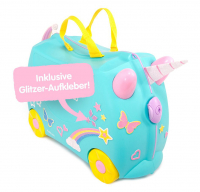 Trunki 'Una das Einhorn' Ride-on suitcase Kindertrolley