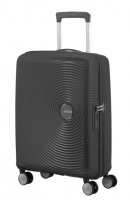 American Tourister 'Soundbox' Spinner 55cm 2,6kg 35,5/41l bass black