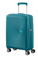 "American Tourister ""Soundbox"" Spinner 55cm 2,6kg 35,5/41l jade green"