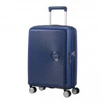 American Tourister 'Soundbox' Spinner 55cm 2,6kg 35,5/41l midnight navy