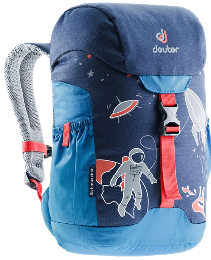 Deuter 'Schmusebär' Kinderrucksack  8l 290g midnight-coolblue